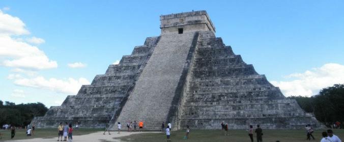 Meksikon Chichén Itza