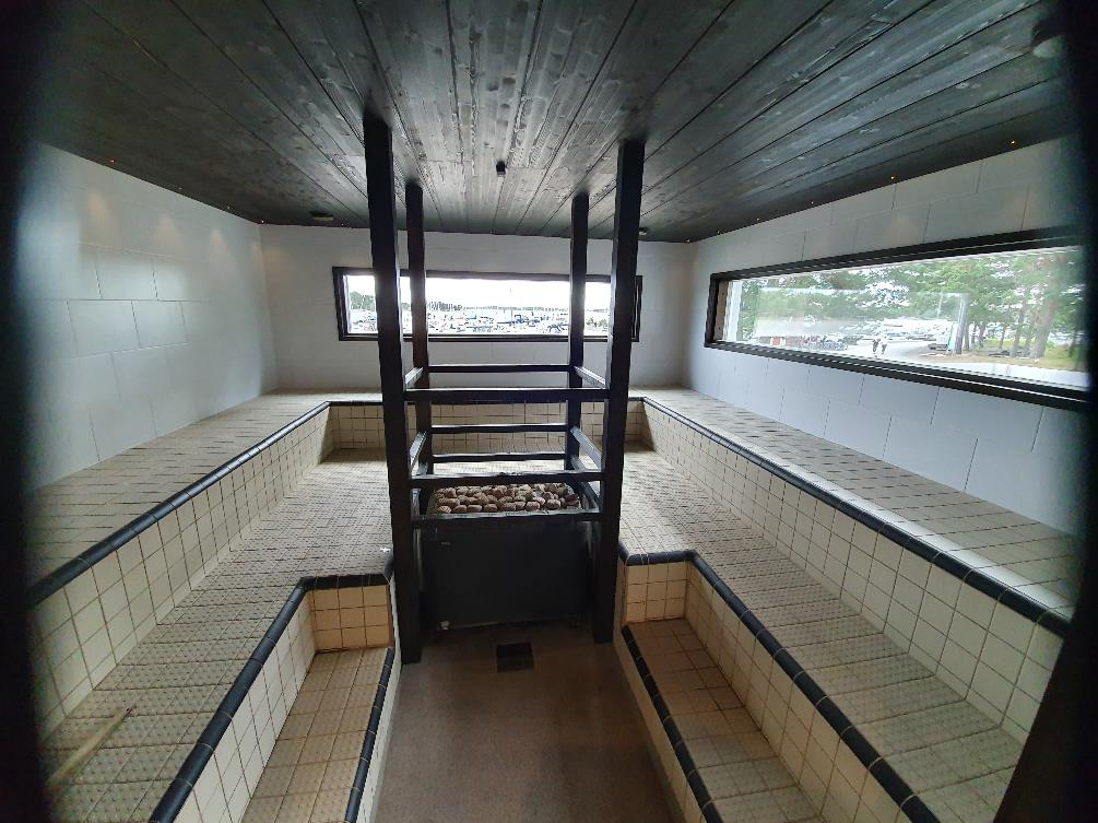 Kuva, joka sisältää kohteen sisä, rakennus, lattia Kuvaus luotu automaattisesti